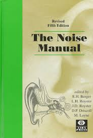 the noise manual elliott h berger larry h royster et al