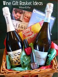 wine basket ideas wine gift basket ideas wine4 me