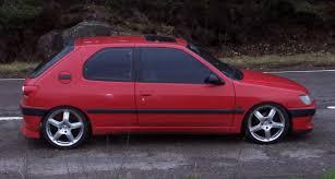 peugeot 206 turbo 100 peugeot d turbo 1992 peugeot 205 dturbo retro rides