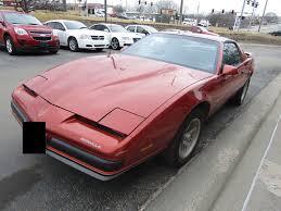 pontiac sports car 1988 used pontiac firebird at the internet car lot serving omaha