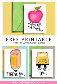 appreciation cards thank you card for and school driver with free printables
