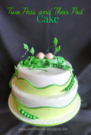 two peas in a pod baby shower decorations my pink cake 2 peas and their pod baby shower cake