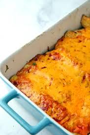 the america u0027s test kitchen chicken enchiladas recipe is foolproof