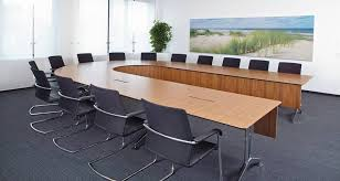 Conference Room Desk Conference Table Logon Static Table Table System Meeting Table