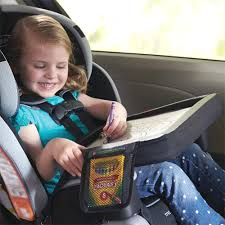 tablette de voyage pour siege auto tablette à dessin pour voiture skip hop