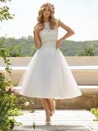 vintage inspired tea length wedding dresses u2013 weddceremony com