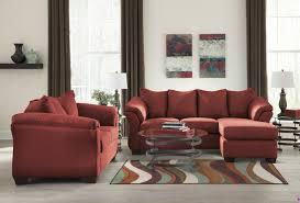 livingroom sets darcy salsa 75001 ashley livingroom set