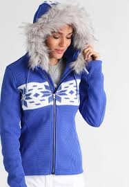 spyder sale ski clothing spyder soiree jumper blue women