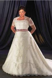 plus size wedding dresses with sleeves or jackets lovely large dresses in custom sizes