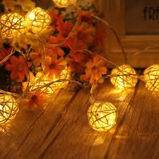 White Rattan Christmas Decorations by Compare Prices On Rattan Ball Ornament Online Shopping Buy Low