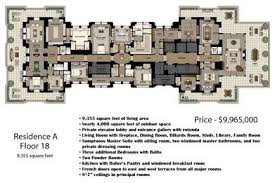 Chicago Apartment Floor Plans 18th Floor Unit Of The Palmolive Building In Chicago Apartment