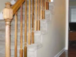 Banister Wall How To Stain A Banister How Tos Diy
