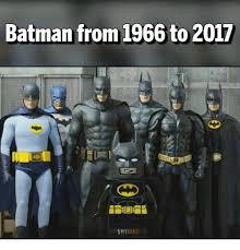 Batman Meme Creator - batman from 1966 to 2017 bmyhero meme on sizzle