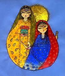 haji firooz doll happy nouruz new year paradise 波斯樂園 ایران