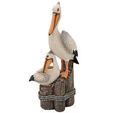 pelican statue ebay