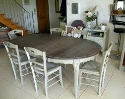 relooker une table de cuisine table cuisine carrelee avant apres la renovation de meubles sans