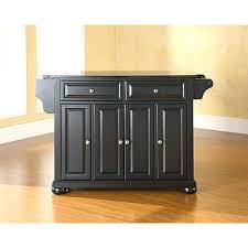granite top kitchen cart black granite top kitchen island white