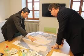 Martin Bader Erdinger Landrat Martin Bayerstorfer Zu Besuch Bei Leipfinger