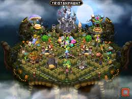 my singing monsters my singing monsters plant island decorations