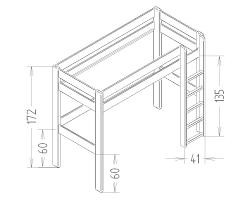taille bureau taille matelas lit bebe dimension une place meuble standard enfant