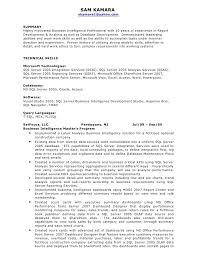 Resume With Sql Experience Professional Curriculum Vitae Ghostwriter Sites Ca Esl Expository