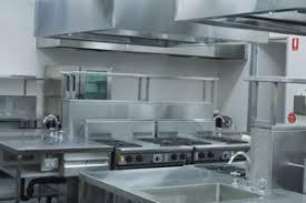 agencement cuisine professionnelle norme remise aux normes de la cuisine professionnelle des marronniers