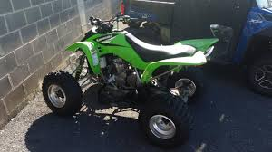 kawasaki kfx 450r motorcycles for sale
