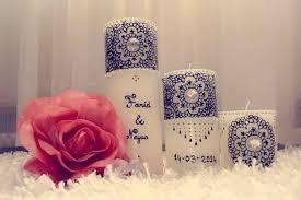 bougie personnalisã e mariage bougie pour mariage palzon