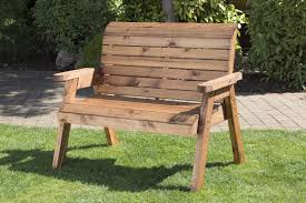 Patio Furniture Covers Uk - uk handmade fully assembled heavy duty wooden garden bench 2