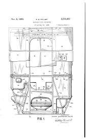 Buckminster Fuller Dymaxion House Patent Us2220482 Prefabricated Bathroom Google Patents