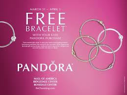 free bracelet images Pandora spring free bracelet event begins today be charming blog jpg