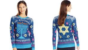 hanukkah sweater backlash prompts nordstrom to pull chai maintenance hanukkah