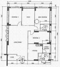 floor plans for pasir ris street 71 hdb details srx property