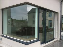 glass floating corner double glazed google search