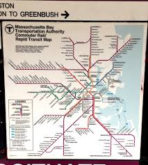 Boston Rail Map by The World U0027s Best Photos Of Map And Mbta Flickr Hive Mind