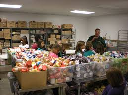 foodbank nega volunteer
