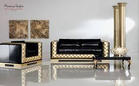 minimalist design sofa leather 3 seater custom 42401