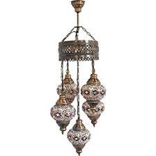 Mosaic Chandelier Turkish Chandelier Ceiling Lights Turkish Lamps Hanging Mosaic Lights
