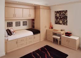 Small Bedroom Built In Cabinet 5 Doors Wooden Wardrobe Hpd441 Fitted Wardrobes Al Habib Panel