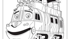 78 chuggington koko coloring special delivery