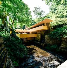 fallingwater yesterday at fallingwater by frank lloyd wright oc 5555x5557