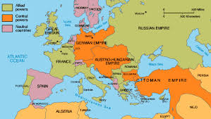 Ottoman Empire In Wwi How Did European Boundaries Change After World War 1 Quora