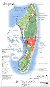 jekyll island map wood partners jekyll island master plan