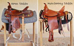 horse saddle the 7msn ranch mule bars