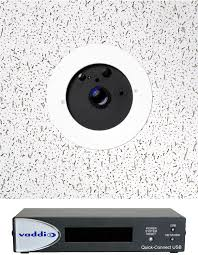 ceilingview hd 18 doccam with quick connect usb vaddio