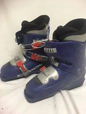 used s ski boots size 9 salomon downhill ski boots ebay