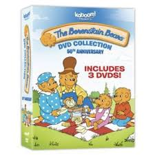 the berenstain bears dvd collection 50th anniversary walmart