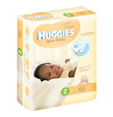 huggies gold huggies new baby size 2 1 x 66 s lowest prices