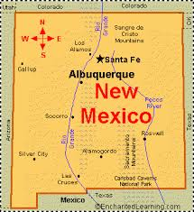 map of new york enchanted learning new mexico facts map and state symbols enchantedlearning