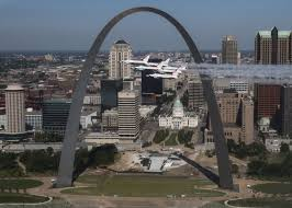 Gateway Arch Dvids Images Thunderbirds Fly By Gateway Arch Image 5 Of 5